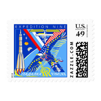 Expedition 9 postage
