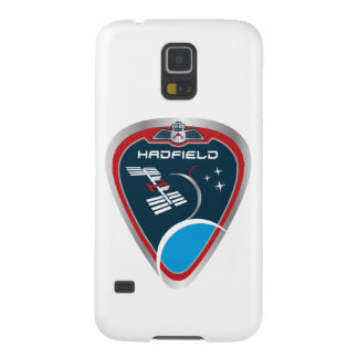 Expedition Crews:   Expedition 34 Chris Hadfield Galaxy S5 Cover