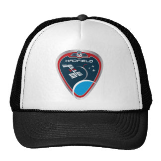Expedition Crews :   Expedition 34 Chris Hadfield Trucker Hat