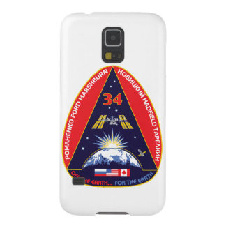 Expedition Crews:   Expedition 34 Flight Patch Galaxy S5 Covers