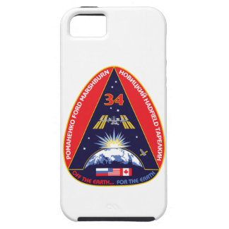 Expedition Crews:   Expedition 34 Flight Patch iPhone SE/5/5s Case