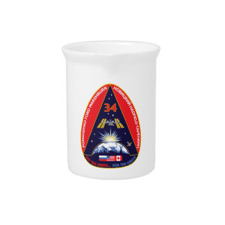 Expedition Crews:   Expedition 34 Flight Patch Pitcher