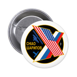 Expedition Crews to the ISS:  Expedition 10 Button