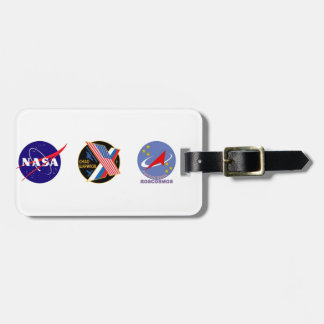 Expedition Crews to the ISS:  Expedition 10 Luggage Tag