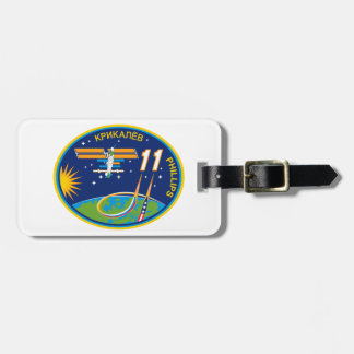 Expedition Crews to the ISS:  Expedition 11 Bag Tag