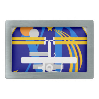 Expedition Crews to the ISS:  Expedition 12 Belt Buckle