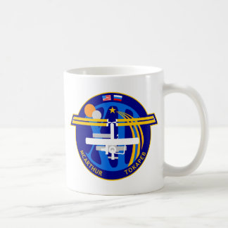 Expedition Crews to the ISS:  Expedition 12 Coffee Mug