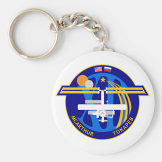 Expedition Crews to the ISS:  Expedition 12 Keychain