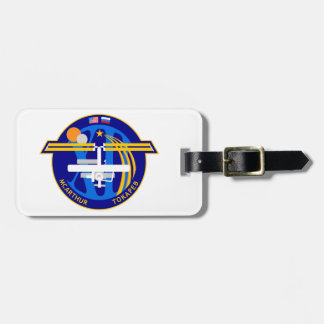 Expedition Crews to the ISS:  Expedition 12 Luggage Tag