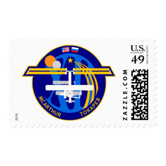 Expedition Crews to the ISS:  Expedition 12 Postage