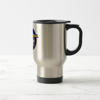 Expedition Crews to the ISS:  Expedition 12 Travel Mug