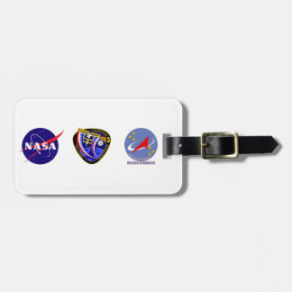 Expedition Crews to the ISS:  Expedition 13 Bag Tag