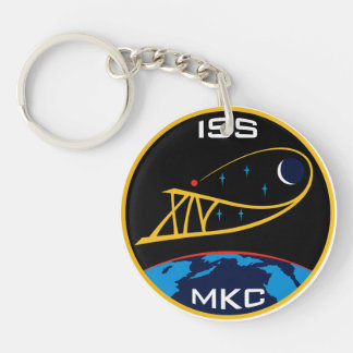 Expedition Crews to the ISS:  Expedition 14 Keychain