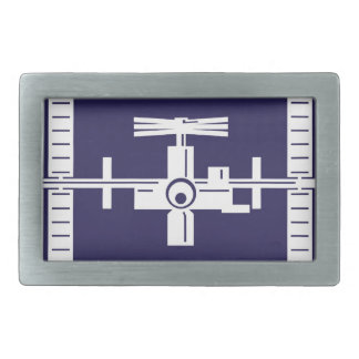 Expedition Crews to the ISS:  Expedition 1 Belt Buckle