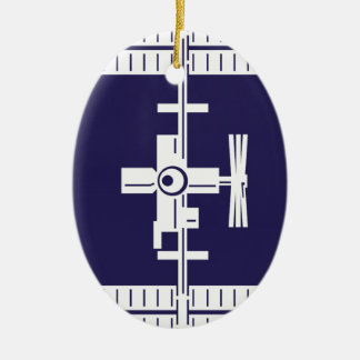 Expedition Crews to the ISS:  Expedition 1 Ornaments