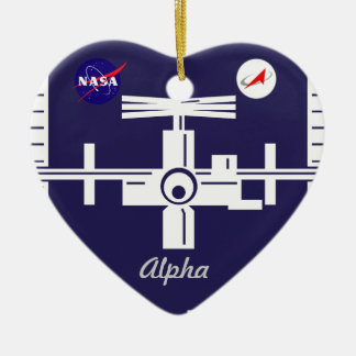 Expedition Crews to the ISS:  Expedition 1 Christmas Ornaments