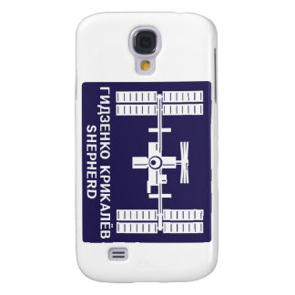 Expedition Crews to the ISS:  Expedition 1 Samsung S4 Case