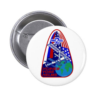Expedition Crews to the ISS:  Expedition 2 Button