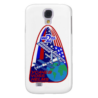 Expedition Crews to the ISS:  Expedition 2 Galaxy S4 Cover