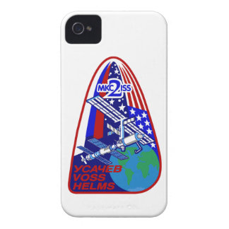 Expedition Crews to the ISS:  Expedition 2 iPhone 4 Case
