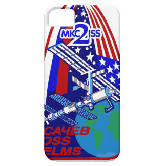 Expedition Crews to the ISS:  Expedition 2 iPhone SE/5/5s Case