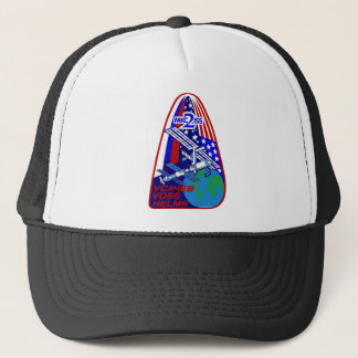 Expedition Crews to the ISS:  Expedition 2 Trucker Hat