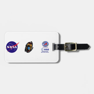 Expedition Crews to the ISS:  Expedition 31 Luggage Tag