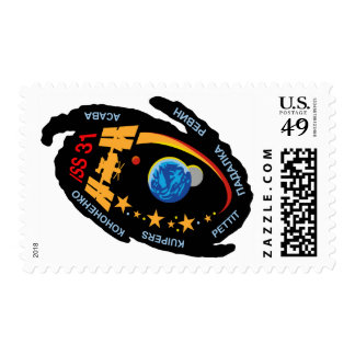 Expedition Crews to the ISS :   Expedition 31 Postage