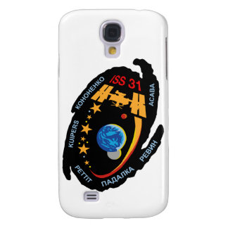 Expedition Crews to the ISS:  Expedition 31 Samsung Galaxy S4 Case