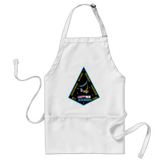 Expedition Crews to the ISS:  Expedition 33 Adult Apron