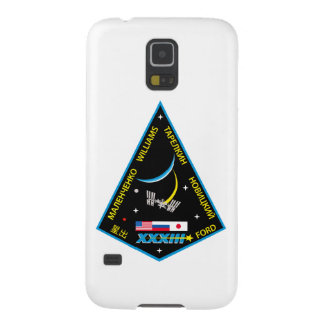 Expedition Crews to the ISS:  Expedition 33 Galaxy S5 Cover