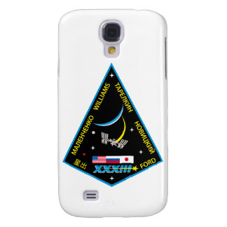 Expedition Crews to the ISS:  Expedition 33 Samsung S4 Case