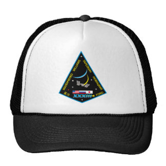 Expedition Crews to the ISS :   Expedition 33 Trucker Hat