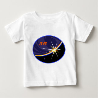 Expedition Crews to the ISS:   Expedition 35 Baby T-Shirt