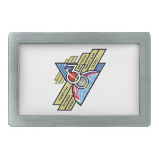 Expedition Crews to the ISS :   Expedition 36 Belt Buckle