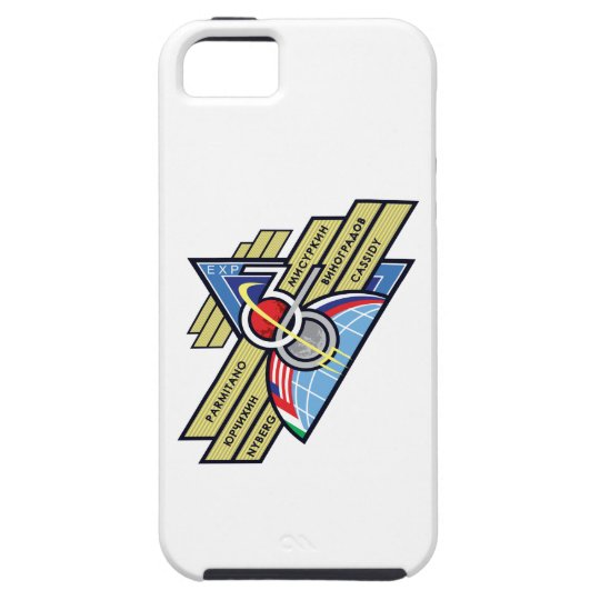 Expedition Crews to the ISS :   Expedition 36 iPhone SE/5/5s Case
