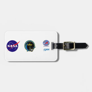 Expedition Crews to the ISS:   Expedition 39 Bag Tag
