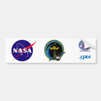 Expedition Crews to the ISS:   Expedition 39 Bumper Sticker