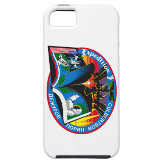 Expedition Crews to the ISS:  Expedition 3 iPhone SE/5/5s Case