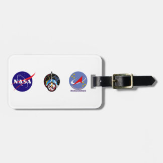 Expedition Crews to the ISS:   Expedition 40 Bag Tag