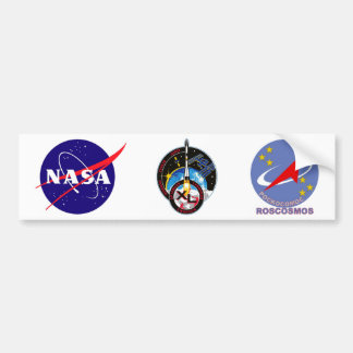 Expedition Crews to the ISS:   Expedition 40 Bumper Sticker