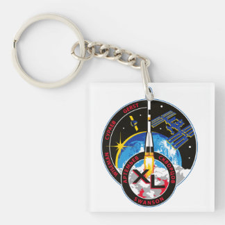 Expedition Crews to the ISS:   Expedition 40 Keychain