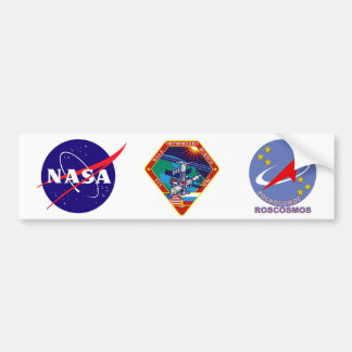 Expedition Crews to the ISS:  Expedition 4 Bumper Sticker
