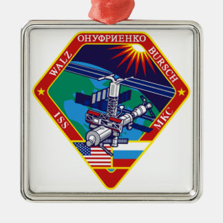 Expedition Crews to the ISS:  Expedition 4 Christmas Ornaments