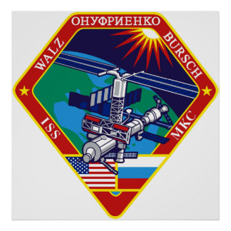Expedition Crews to the ISS:  Expedition 4 Poster