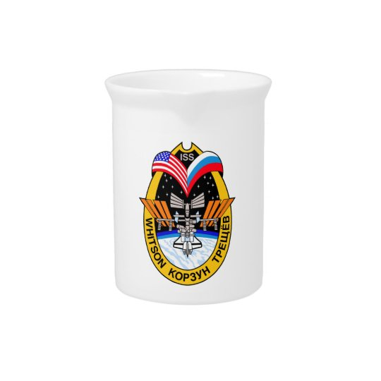 Expedition Crews to the ISS:  Expedition 5 Beverage Pitcher