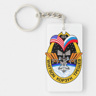 Expedition Crews to the ISS:  Expedition 5 Keychain
