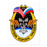 Expedition Crews to the ISS:  Expedition 5 Postcard