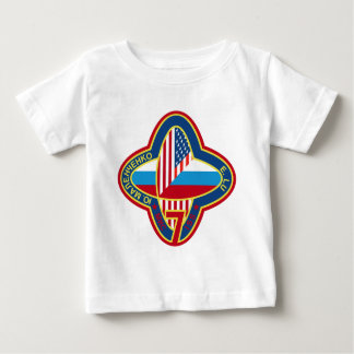 Expedition Crews to the ISS:  Expedition 7 Baby T-Shirt