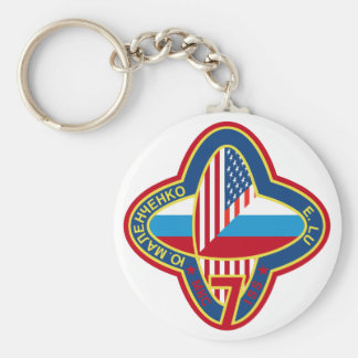 Expedition Crews to the ISS:  Expedition 7 Keychain